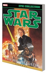 Star Wars Legends Epic Collection Volume 5: The New Republic TP