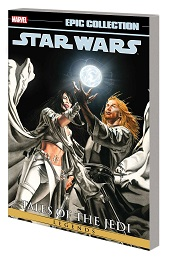 Star Wars Epic Collection: Tales of the Jedi TP