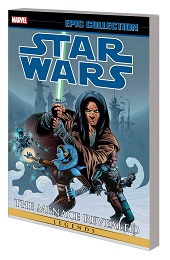 Star Wars Legends Epic Collection: Menace Revealed Vol 2 TP