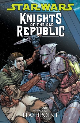 Star Wars Knights of the Old Republic: Volume 2: Flashpoint TP - USED