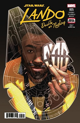 Star Wars Lando: Double or Nothing no. 5 (5 of 5) (2018 Series)