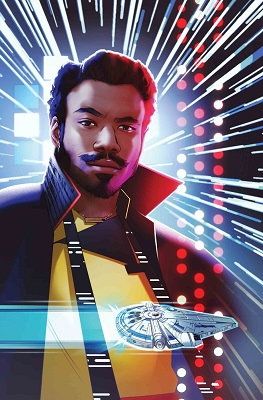 Star Wars Lando: Double or Nothing no. 1 (1 of 5) (2018 Series)
