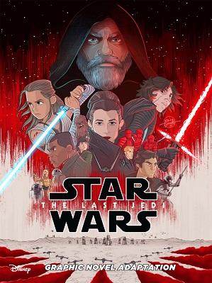Star Wars: The Last Jedi Adaptation TP