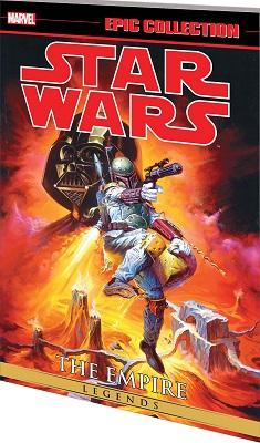 Star Wars: Legends Epic Collection: Volume 3: Empire TP