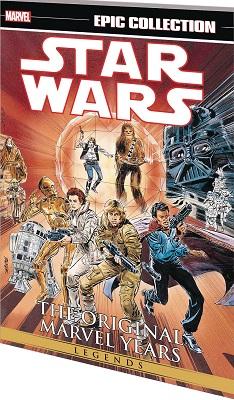 Star Wars Legends Epic Collection: Original Marvel Years TP Vol. 3