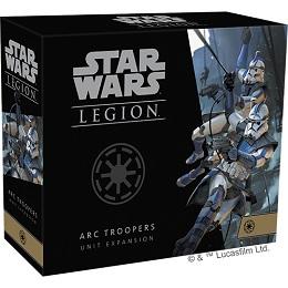 Star Wars Legion: ARC Trooper Unit Expansion