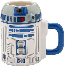 Star Wars R2-D2 20 oz. Sculpted Ceramic Mug