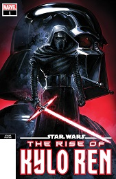 Star Wars: The Rise of Kylo Ren no. 1 (2019 Series) (Second Printing Variant)