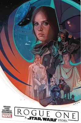Star Wars: Rogue One Adaptation HC