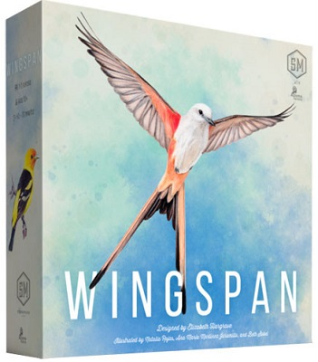 Wingspan Card Game