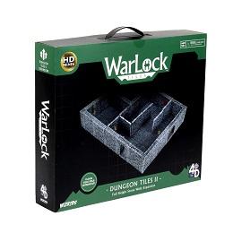 WarLock Tiles: Dungeon Tile II: Full Height Stone Walls Expansion