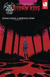 Storm Kids: Monica Bleue: A Werewolf Story no. 1 (2019 Series)