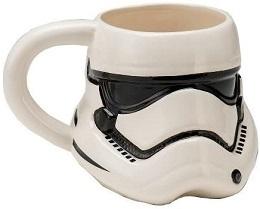 Star Wars Stormtrooper 18 oz. Sculpted Ceramic Mug