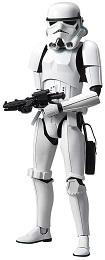 Stormtrooper Figure: Bandai Figure Line