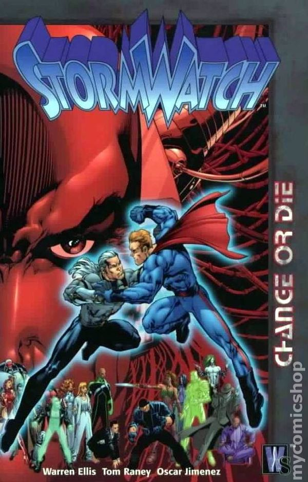 Stormwatch: Change or Die TP - Used