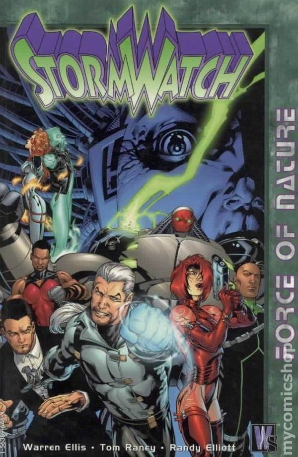 Stormwatch: Force of Nature TP - Used