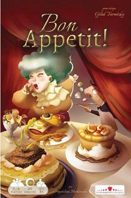 Bon Appetit! Card Game