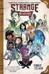 Strange Academy: First Class TP