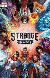 Strange Academy no. 1 (2020 Series) (Campbell Variant)