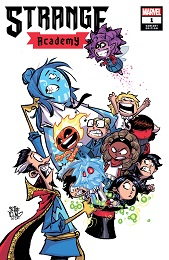 Strange Academy no. 1 (2020 Series) (Young Variant)