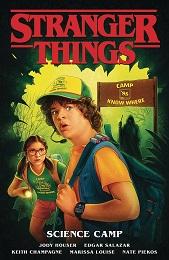 Stranger Things: Science Camp Volume 4 TP
