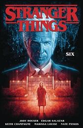 Stranger Things Volume 2: Six TP