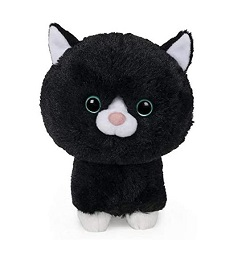 Plushie: Pet Shop Black and White Kitten