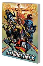 Strikeforce Volume 1 TP