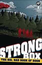 Strong Box: Big Bad Book of Boon no. 4 (4 of 8) (2019 series)