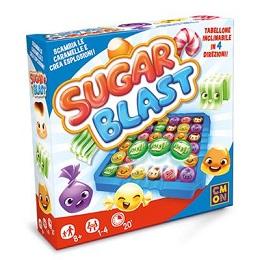 Sugar Blast Board Game