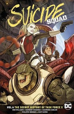 Suicide Squad: Volume 6: Secret History of Task Force X TP