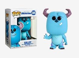 Funko POP: Disney: Monster Inc: Sulley