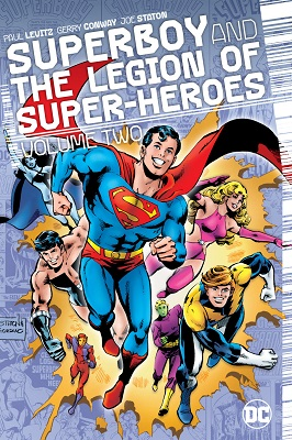 Superboy and the Legion of Superheroes: Volume 2 HC