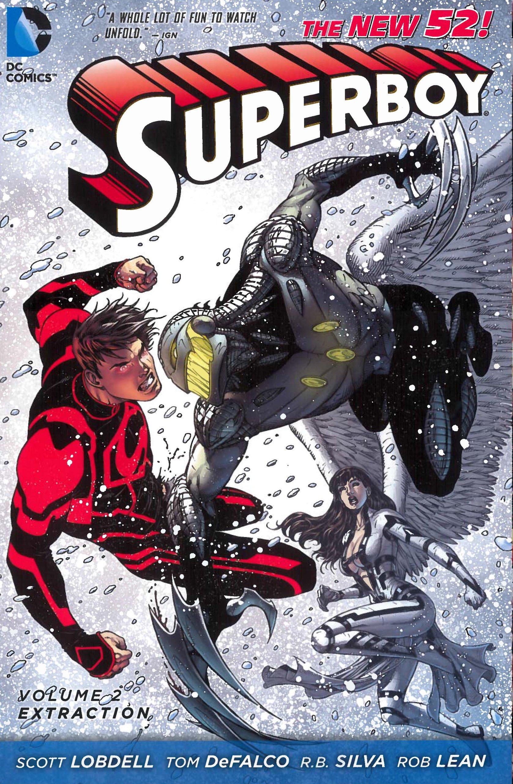 Superboy: Volume 2: Extraction TP - Used