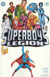 Superboys Legion (2001 Series) Complete Bundle - Used