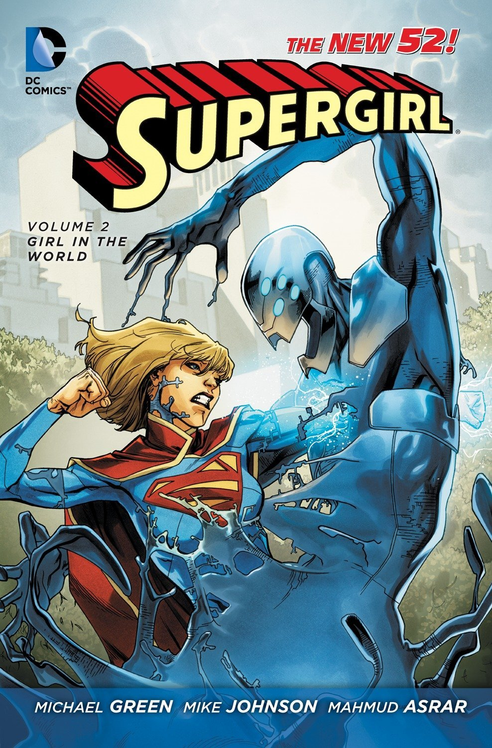 Supergirl: Volume 2: Girl in the World TP - Used