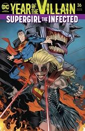 Supergirl no. 36 (2016 Series)