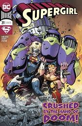 Supergirl no. 39 (2016 Series)