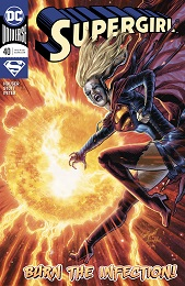 Supergirl no. 40 (2016 Series)