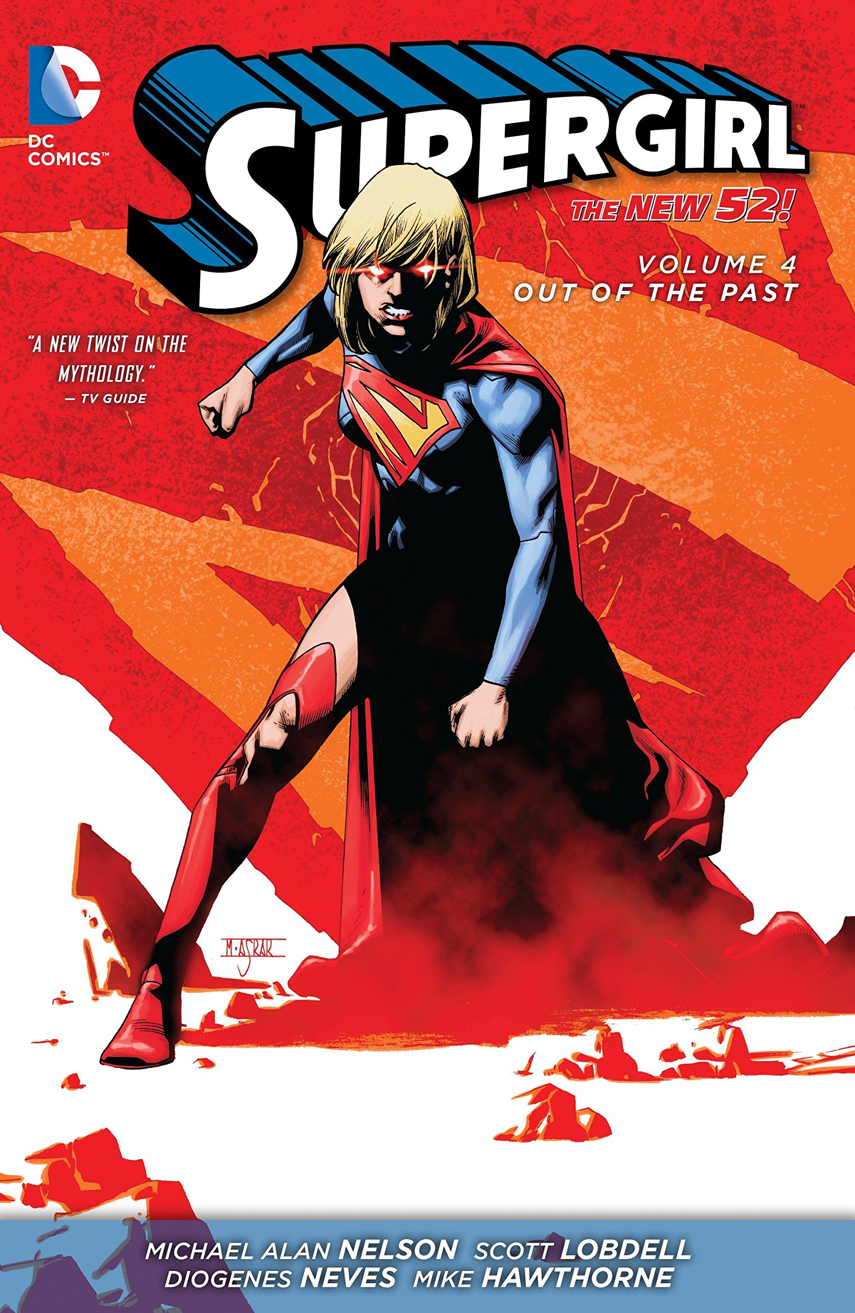 Supergirl: Volume 4: Out of the Past TP - Used