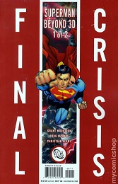 Final Crisis: Superman Beyond 3D (2008 Series) Complete Bundle - Used