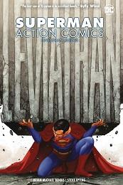 Superman Action Comics Volume 2: Leviathan Rising