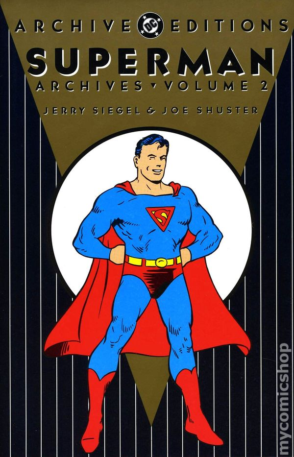Archive Editions: Superman Archives: Volume 2 HC - Used