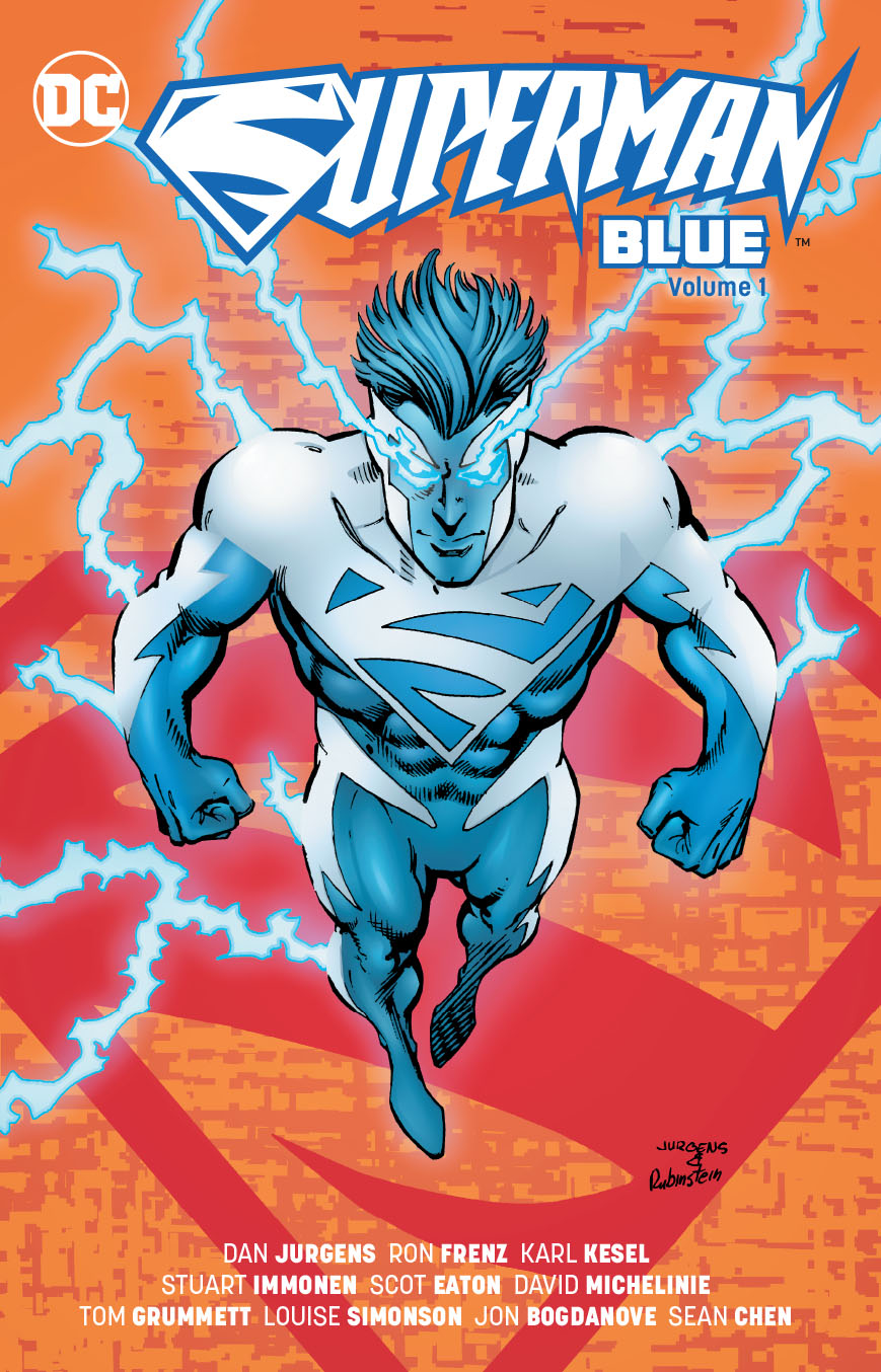 Superman Blue: Volume 1 TP