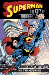 Superman Volume 1: The City of Tomorrow TP