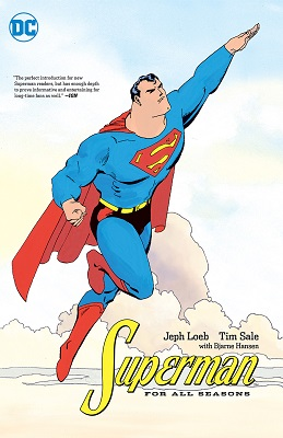Superman: For All Seasons TP