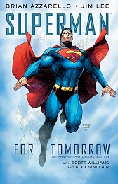 Superman for Tomorrow: 15th Anniversary Deluxe Edition HC