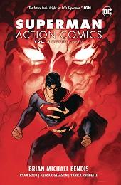 Superman Action Comics: Invisible Mafia Volume 1 TP