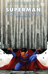 Superman Action Comics: Leviathan Rising Volume 2 TP