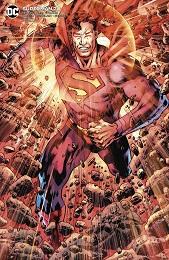 Superman no. 20 (2018 Series) (Card Stock Variant)